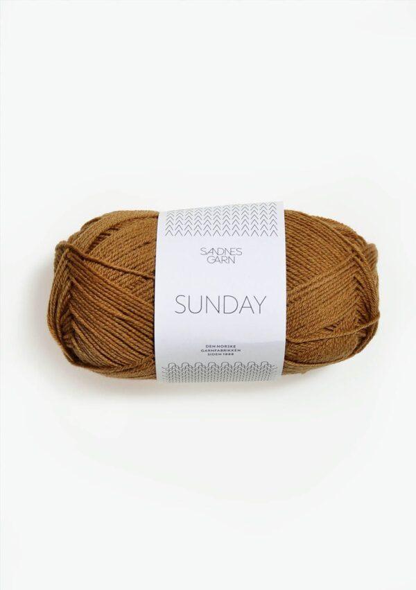 Sandnes Sunday 2543 - Brunt sukker