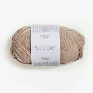 Sandnes Sunday 3021 - Lys Beige