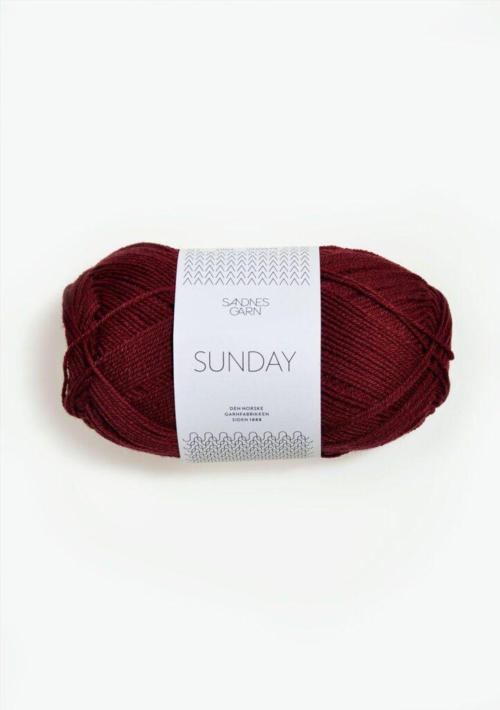 Sandnes Sunday 4054 - Dyb Vinrød