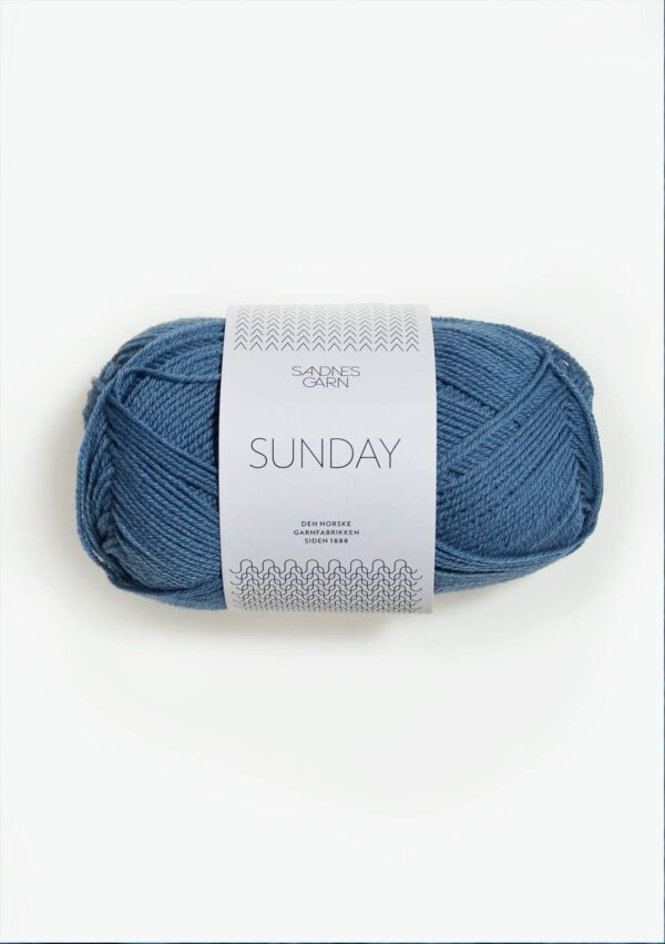 Sandnes Sunday 6042 - Mørk Himmelblå