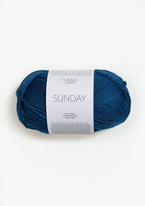 Sandnes Sunday 6063 - Ink Blå