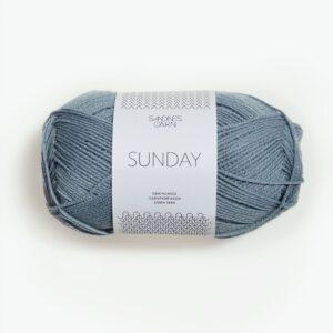 Sandnes Sunday 6501 - Isblå
