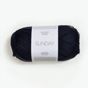 Sandnes Sunday 6581 - Mørk Gråblå