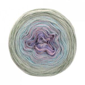 Blanding af uld og bomuld