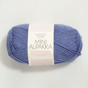 Garn Mini Alpakka 5834 Lavendel