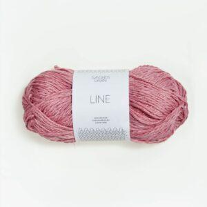 Garn Sandnes Line 4323 - Rosa