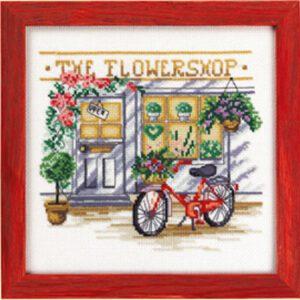 92-8101 The Flowershop