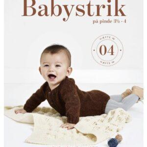 Babystrik på pinde 3½ - 4. - 04