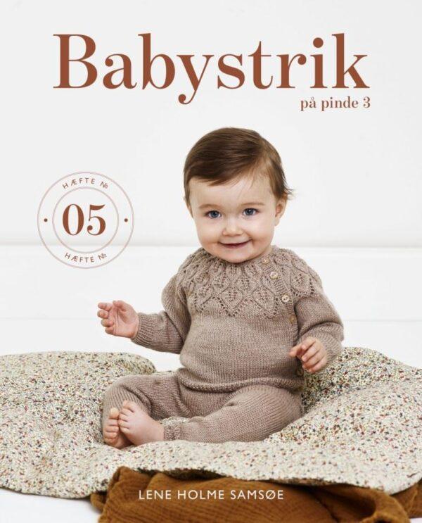 Babystrik på pinde 3 - 05
