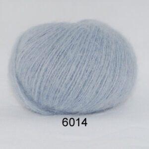 Hjerte Light 6014 Lyseblå