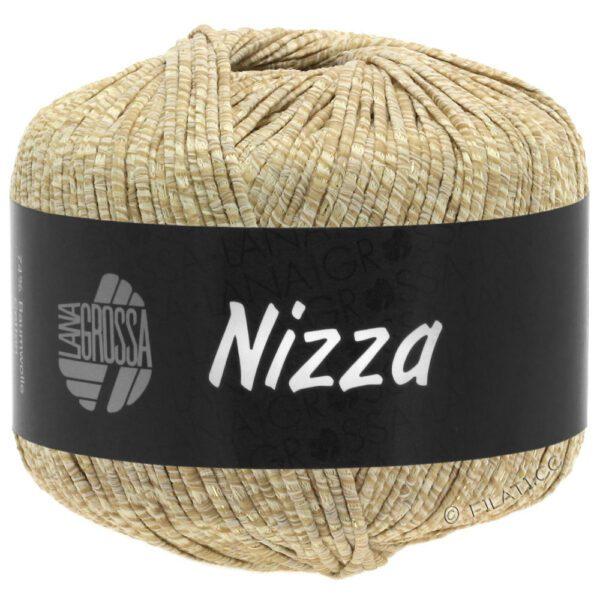 Nizza 007 Beige/Sand/Gylden