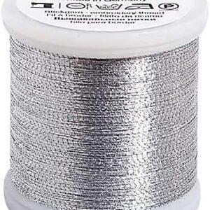 Madeira Metallic 342 Sølv