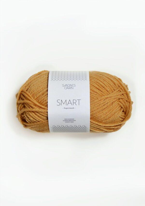 Sandnes Smart 2324 - Ravgul