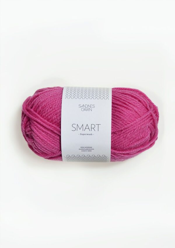 Sandnes Smart 4616 - Varm Rosa