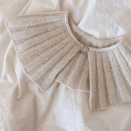 Sunday Collar fra PetiteKnit