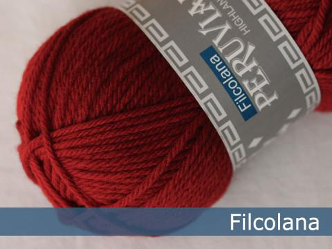 Filcolana Peruvian Highland Wool 225 - Christmas Red
