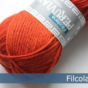 Filcolana Peruvian Highland Wool 803 - Rust