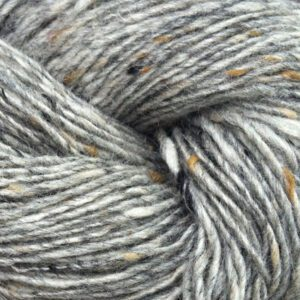 Isager Tweed Winther Grey