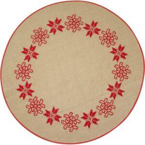Juletræstæppe Julestjerne 42-1869