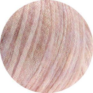 Lana Grossa Mia farve 002 Rosa