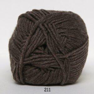 Merino Cotton 211 - Brun