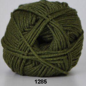 Merino Cotton 1285 Grøn