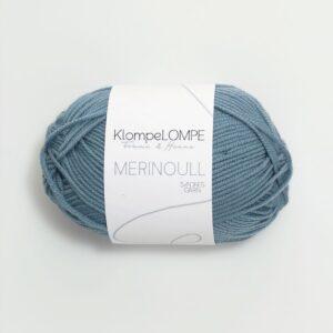 Sandnes KlompeLompe Merinoull 6033 Jeansblå