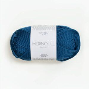 Sandnes Merinoull 6063 - Ink Blå