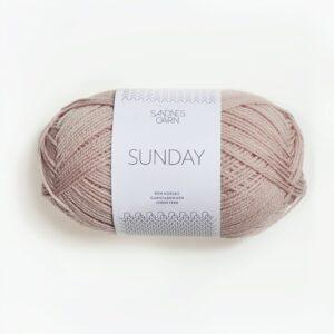 Sandnes Sunday 3511 - Pudderrosa