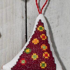 01-0257 Bordeaux juletræ