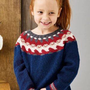 893475 - Nissesweater til børn