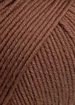 Merino+ 0076 Rødbrun