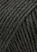 Merino+ 0368 Mørkebrun meleret