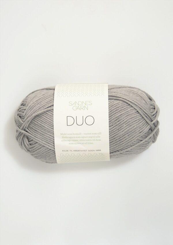Sandnes Duo 6030 - Lys Grå