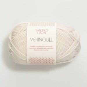 Sandnes Merinoull 1015 - Kit