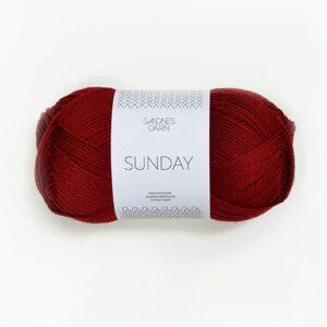 Sandnes Sunday 4236 Dyb Rød