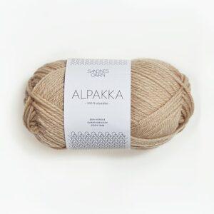 Alpakka 2531 Chinos Beige