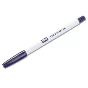 Selvopløsende pen