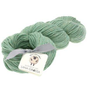 Slow Wool Lino Mint