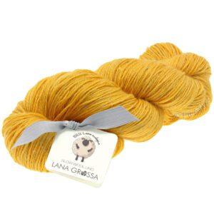 Slow Wool Lino 017 Gul