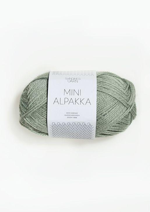 Mini Alpakka 8031 Chinos Grøn