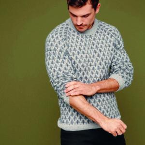 Raglansweater til mænd