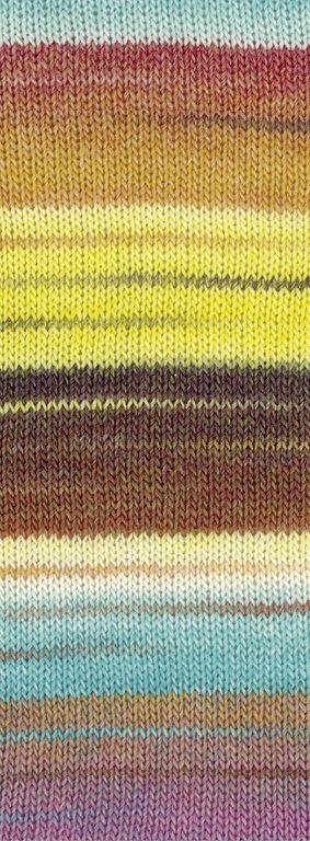 Garn til strikkede sjaler