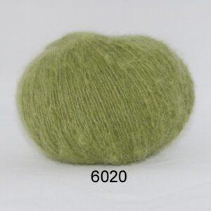 Hjerte Light 6020 Lys Grøn