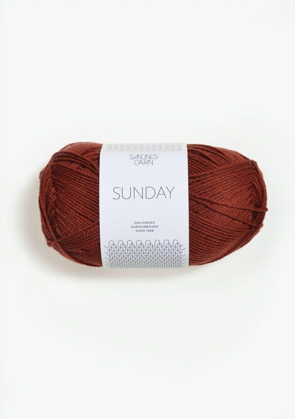 Sandnes Sunday 3554 Rust
