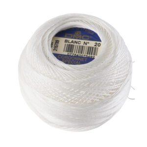 Cordonet Special 40 Blanc