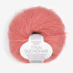 Garn Sandnes Tynn Silk Mohair 4025 Lys Sienna