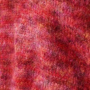 Mohairgarn Bella by Permin 893159 Rød og Bordeaux