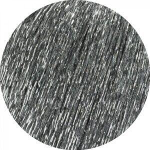 Garn Lana Grossa Brillino 06 Grå-Sølv