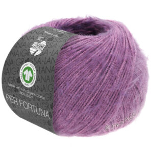 Garn Lana Grossa Per Fortuna 004 Violet